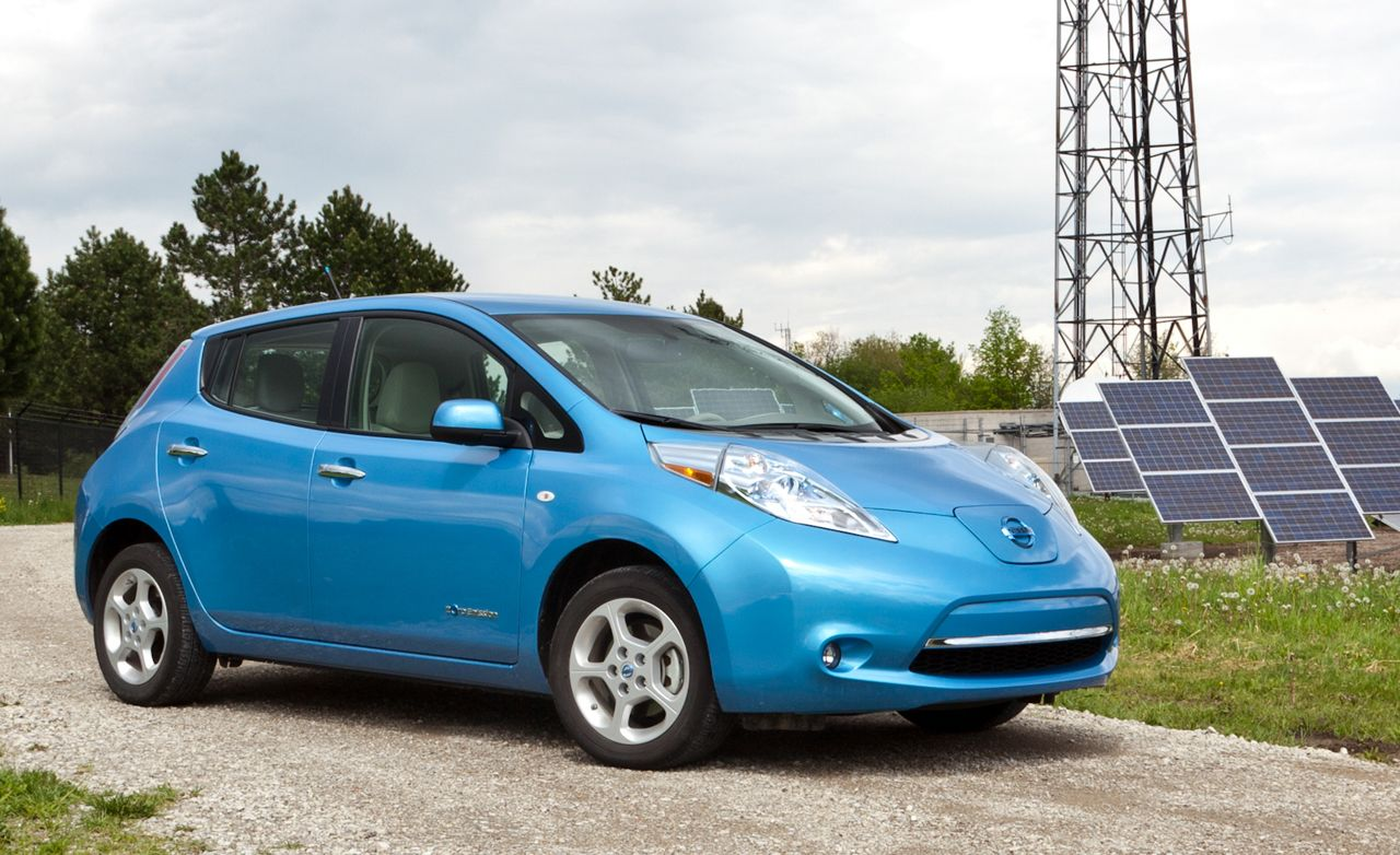 Nissan Leaf Reviews Nissan Leaf Price Photos And Specs Car