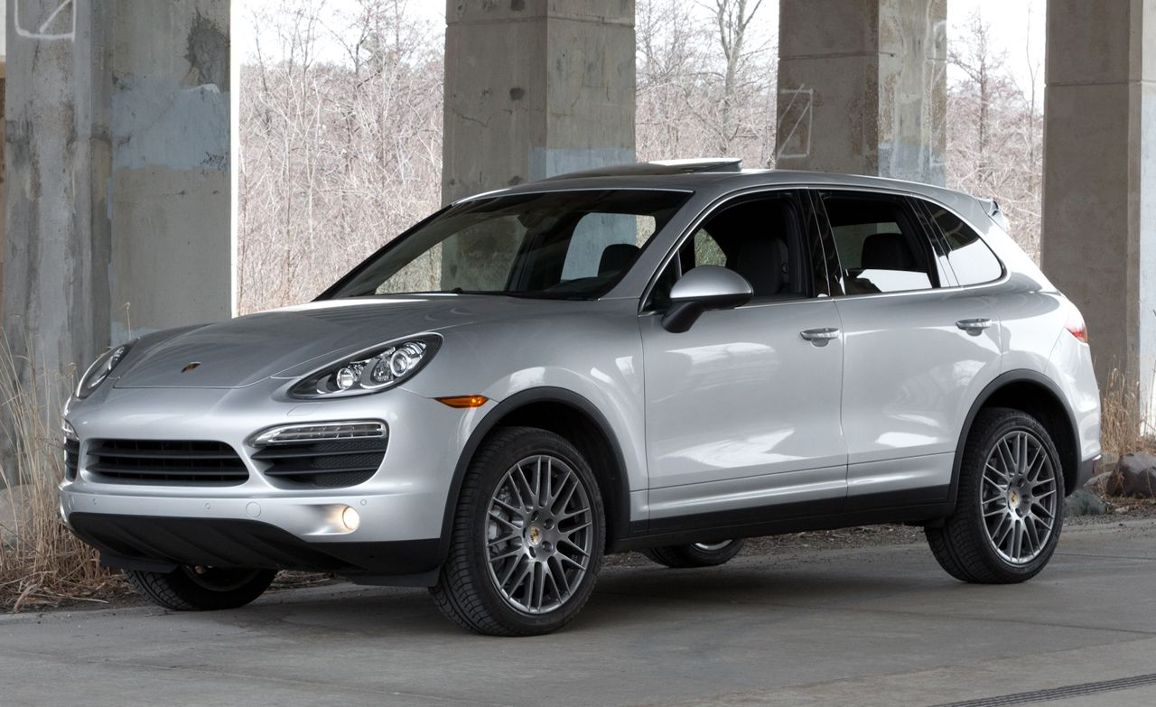 2011 Porsche Cayenne S Road Test Review Car And Driver