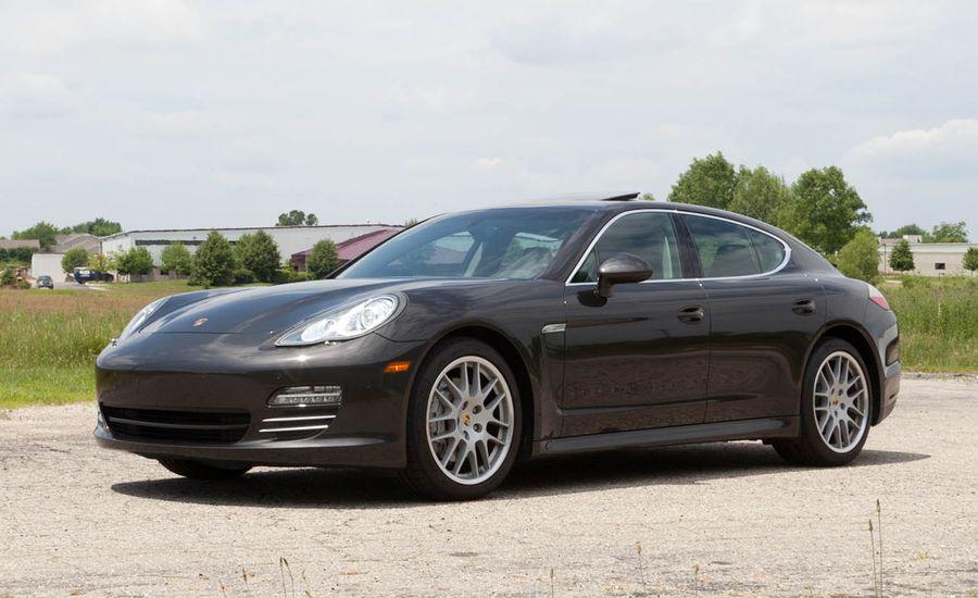 2011 porsche panamera 4s road test review car and driver. Black Bedroom Furniture Sets. Home Design Ideas
