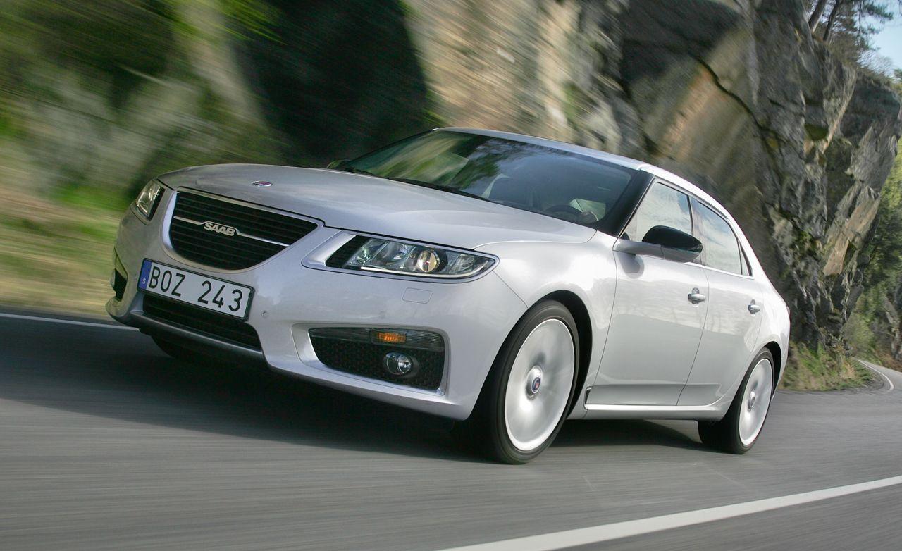 2011 Saab 9-5 2.0T Premium