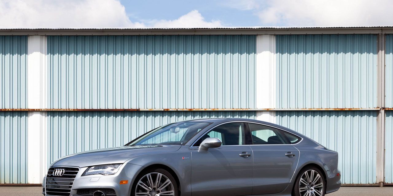 2012 audi a7 3.0t quattro test – review – car and driver
