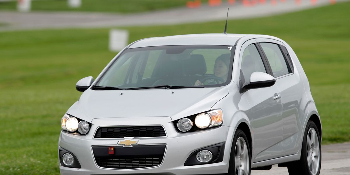 2012 Chevrolet Sonic New Cars Car And Driver