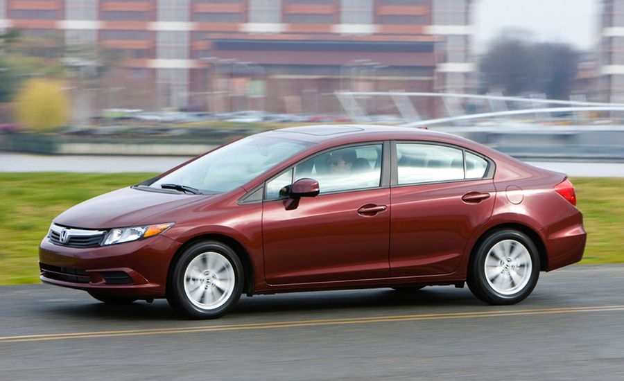 2012 Honda Civic First Drive  Review  Car and Driver