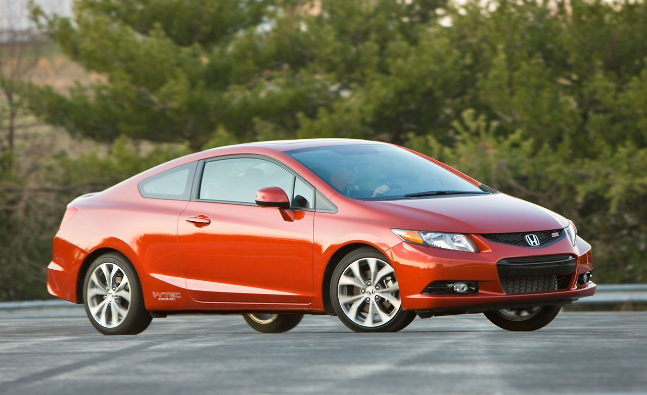 Perfect 2012 Honda Civic Si