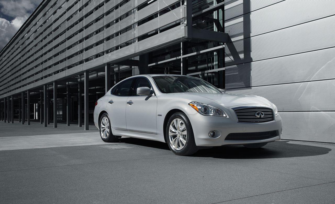 Infiniti m reviews infiniti m price photos and specs car and 2012 infiniti m35h hybrid vanachro Gallery