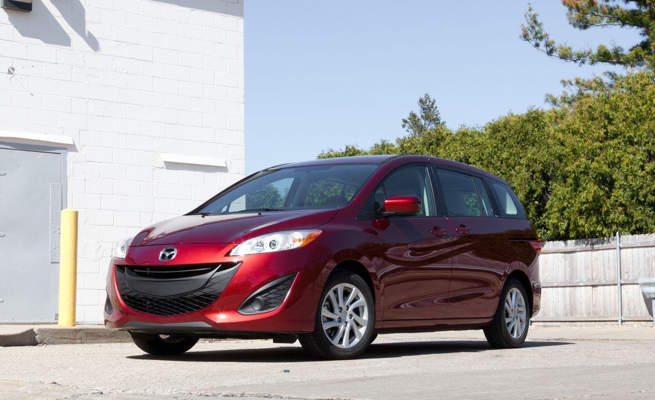 2012 Mazda 5 Manual Transmission Road Test