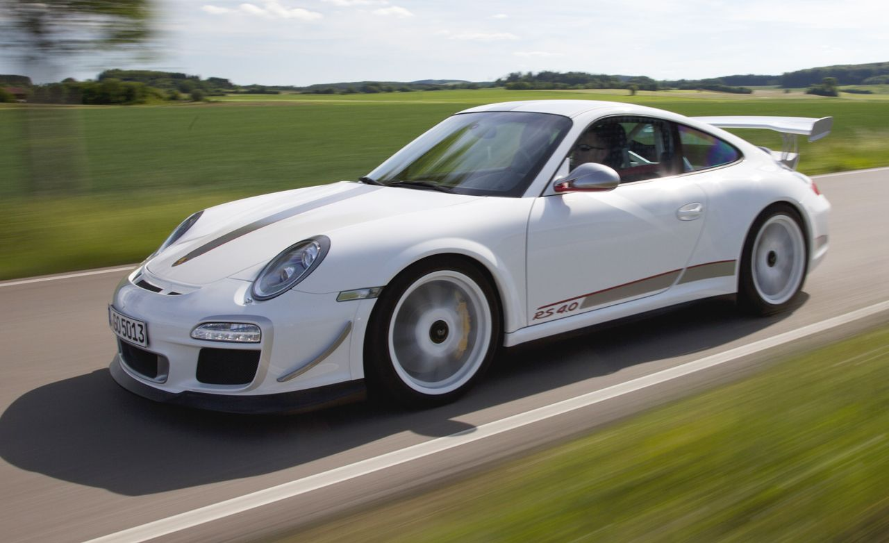 2012 Porsche 911 Gt3 Rs 4 0 First Drive Review Car And
