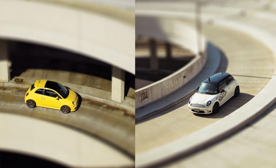 2012 Fiat 500 Sport vs. 2011 Mini Cooper