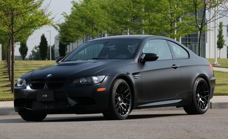"2011 BMW M3 ""Frozen Black"" Special Edition"