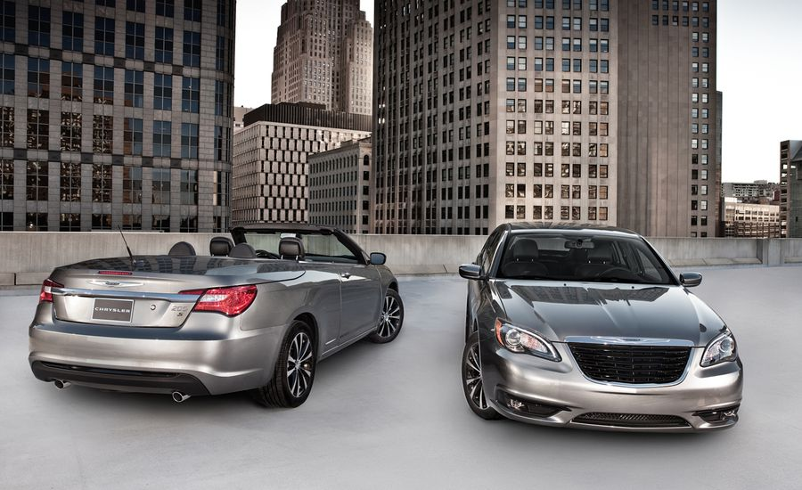 pictures convertible chrysler price specs information