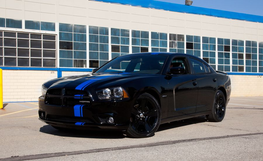 2011 Dodge Charger Mopar '11
