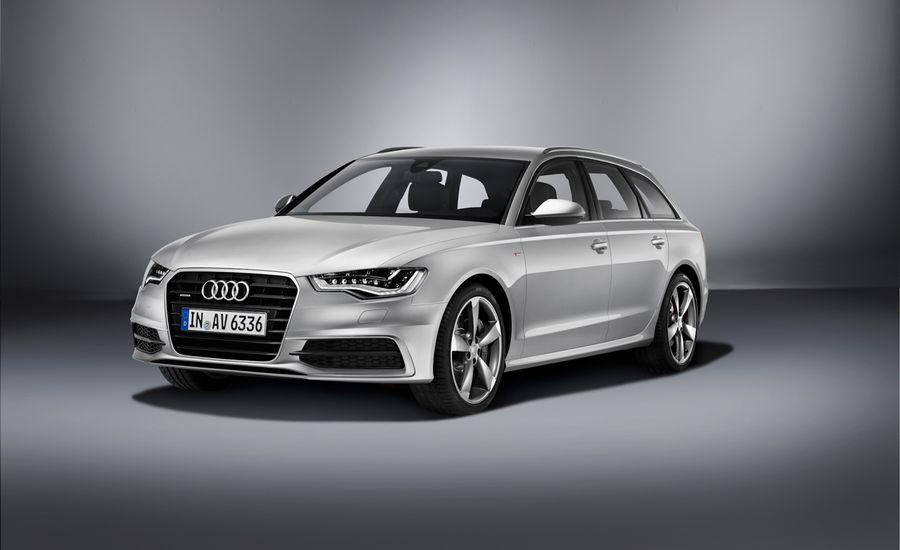 Audi A Avant Official Photos And Info Ndash News Ndash Car - Audi a6 wagon