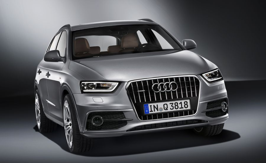 2012 Audi Q3 Official Photos and Info