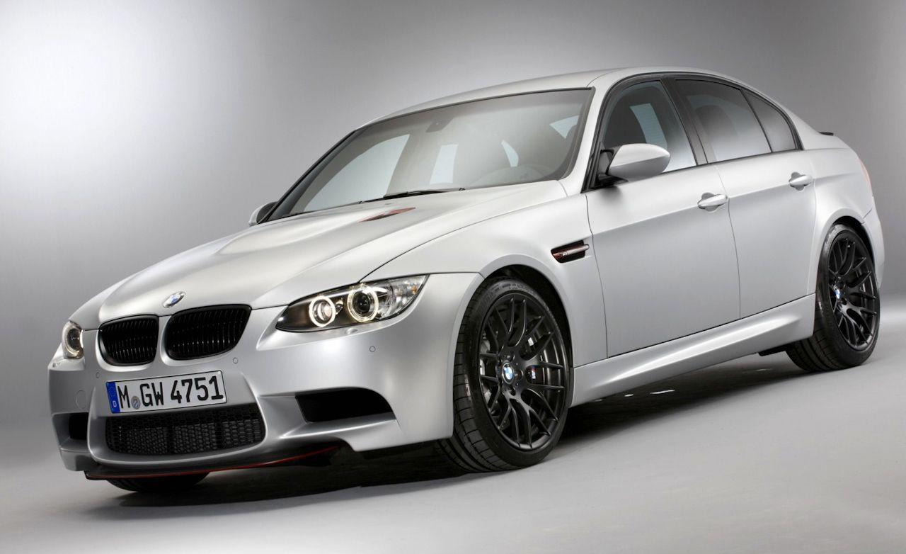 2012 BMW M3 CRT Lightweight Sedan
