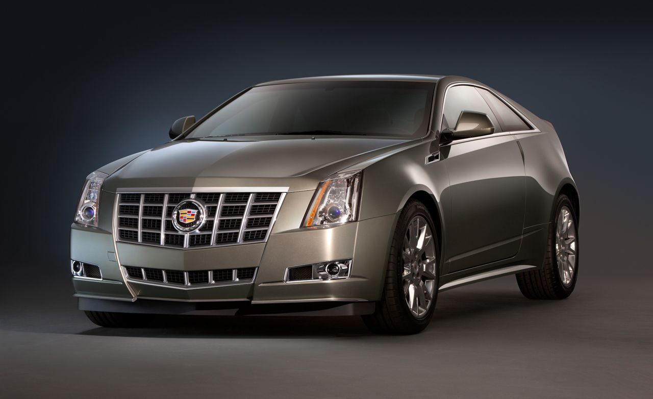 2012 Cadillac CTS Sedan / Coupe / Sport Wagon