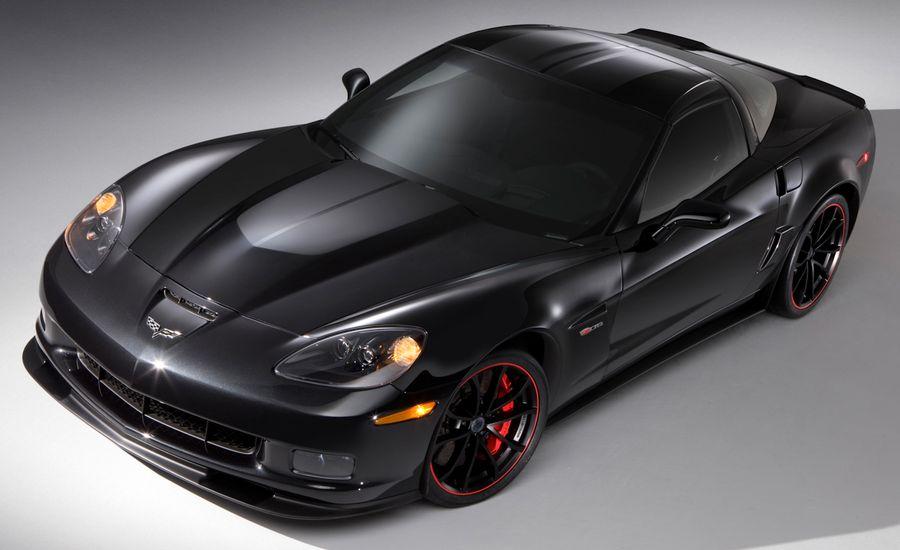 2012 Chevrolet Corvette / Z06 / ZR1