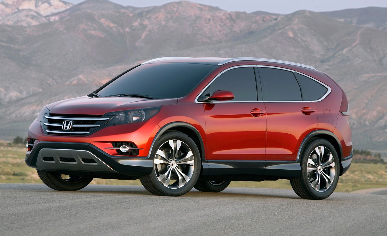Honda Cr V Reviews Price Photos And Specs Car Driver