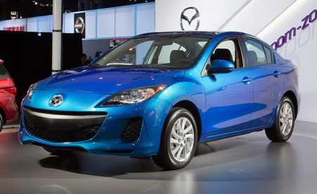 2012 Mazda 3 / Mazdaspeed 3 Official Photos and Info