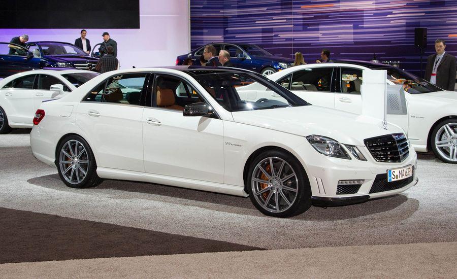 2012 mercedes benz e63 amg news car and driver. Black Bedroom Furniture Sets. Home Design Ideas