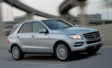 2012 Mercedes-Benz M-class / ML350 4MATIC / ML350 BlueTec