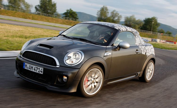 2012 Mini Cooper / Cooper S / John Cooper Works Coupe