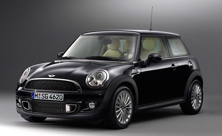2012 Mini Inspired by Goodwood Official Photos and Info