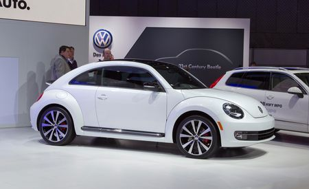2012 Volkswagen Beetle Official Photos and Info