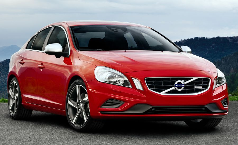 2012 Volvo S60 and XC60 R-Design Official Photos and Info