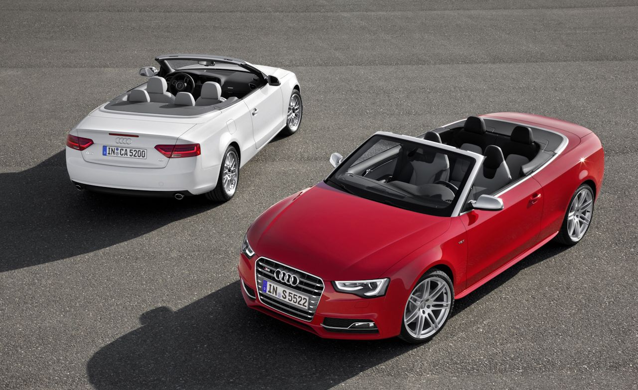 2013 Audi A5 / S5