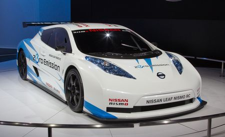 Nissan Leaf NISMO RC Concept