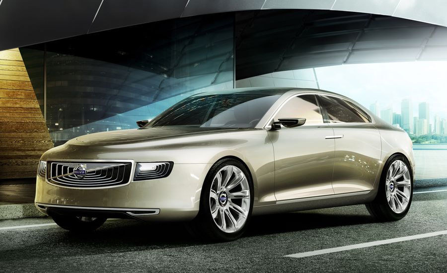 Volvo Concept Universe – News – Car and Driver