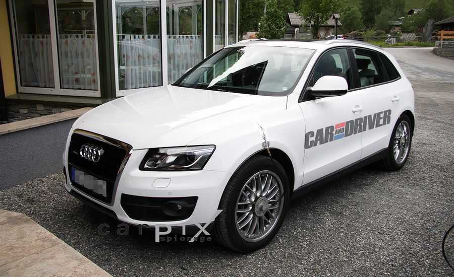 2013 Audi Q5 S / SQ5 Spy Photos
