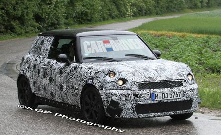 2013 Mini Cooper Spy Photos