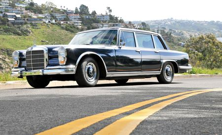 "Ancient Grease: Keeping the Mercedes-Benz ""Grosser"" 600 Parade-Ready"