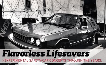 Five Experimental Safety-Car Concepts