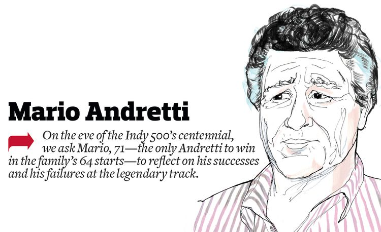 What I'd Do Differently: Mario Andretti