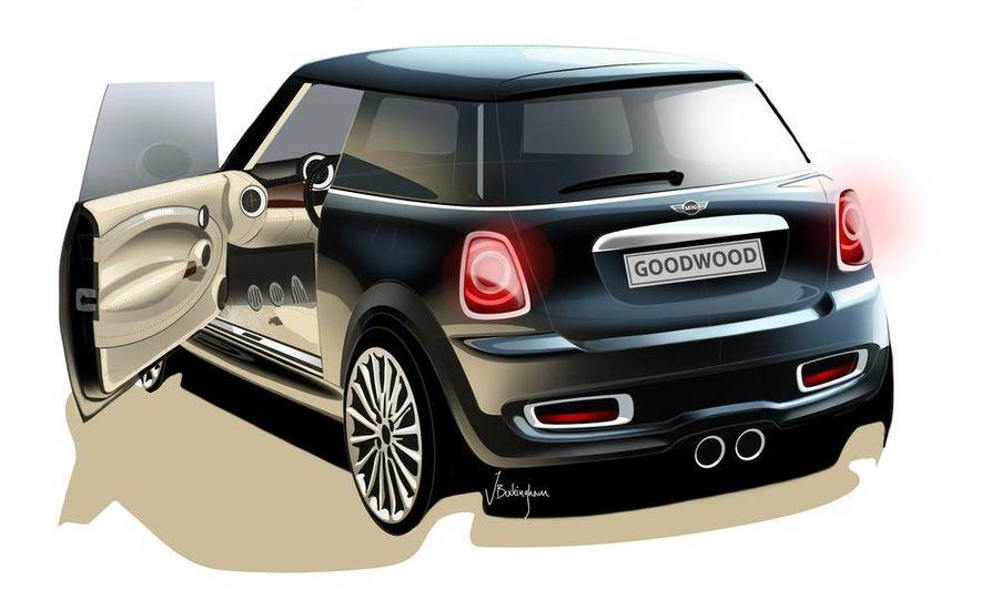 2012 Mini Cooper S Inspired by Goodwood - Slide 22