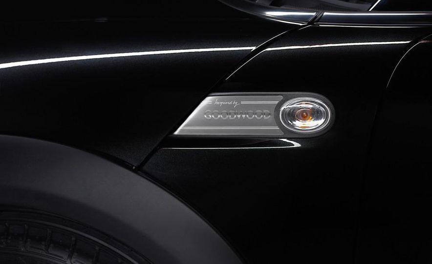 2012 Mini Cooper S Inspired by Goodwood - Slide 5