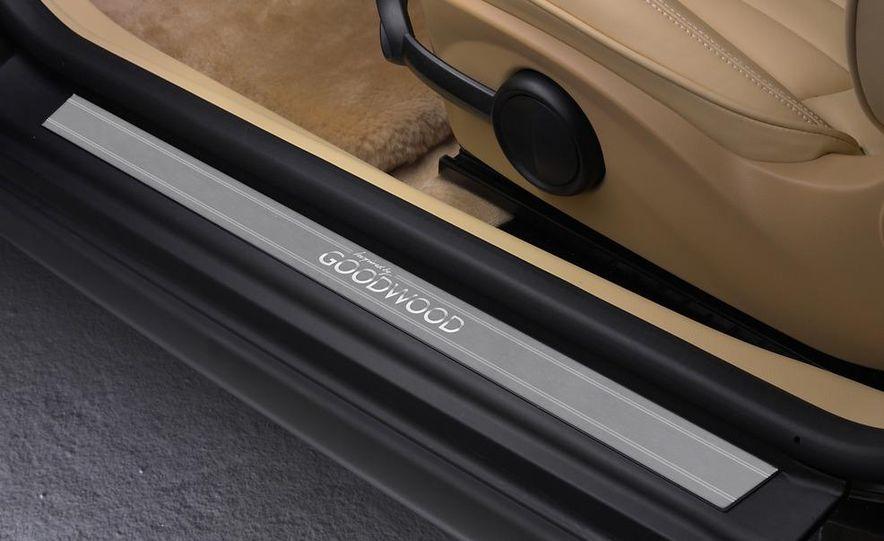 2012 Mini Cooper S Inspired by Goodwood - Slide 7