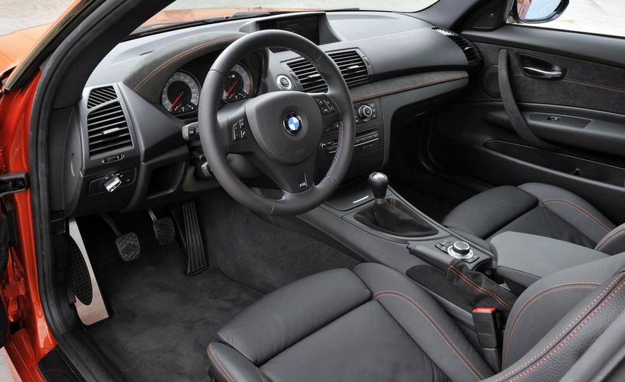 2011 BMW 1-series M coupe - Slide 34