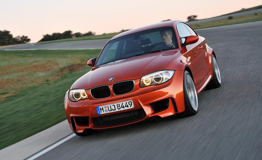 2011 BMW 1-series M coupe - Slide 4