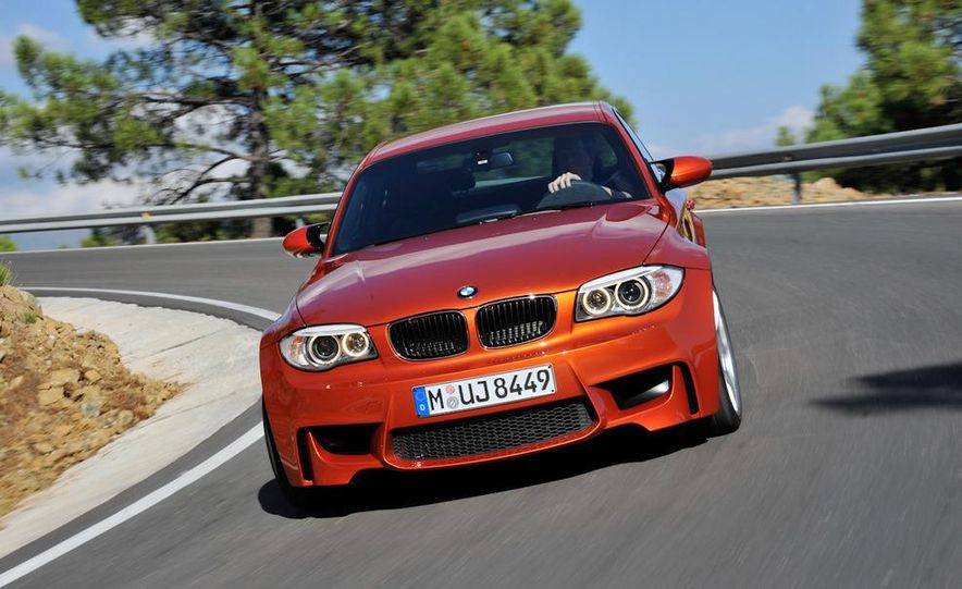 2011 BMW 1-series M coupe - Slide 7