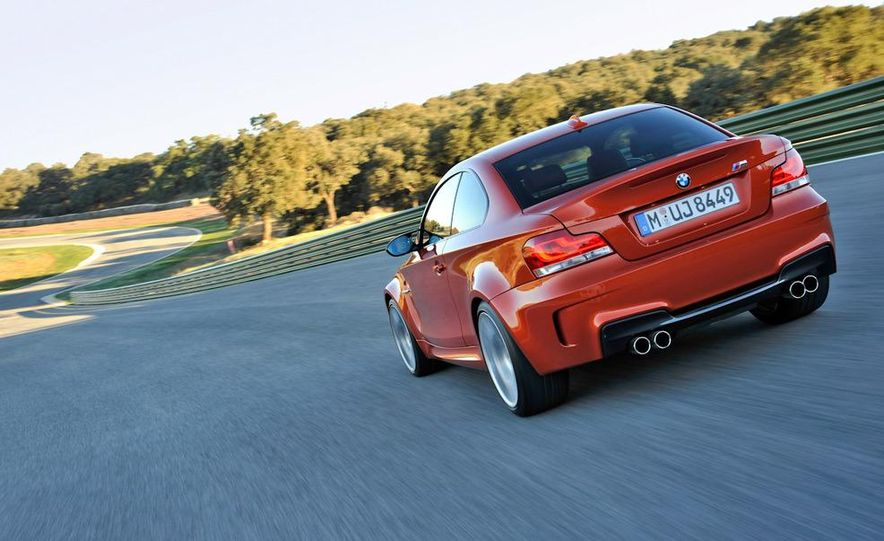 2011 BMW 1-series M coupe - Slide 14