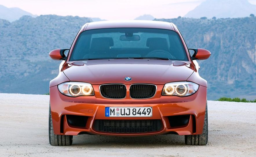 2011 BMW 1-series M coupe - Slide 19