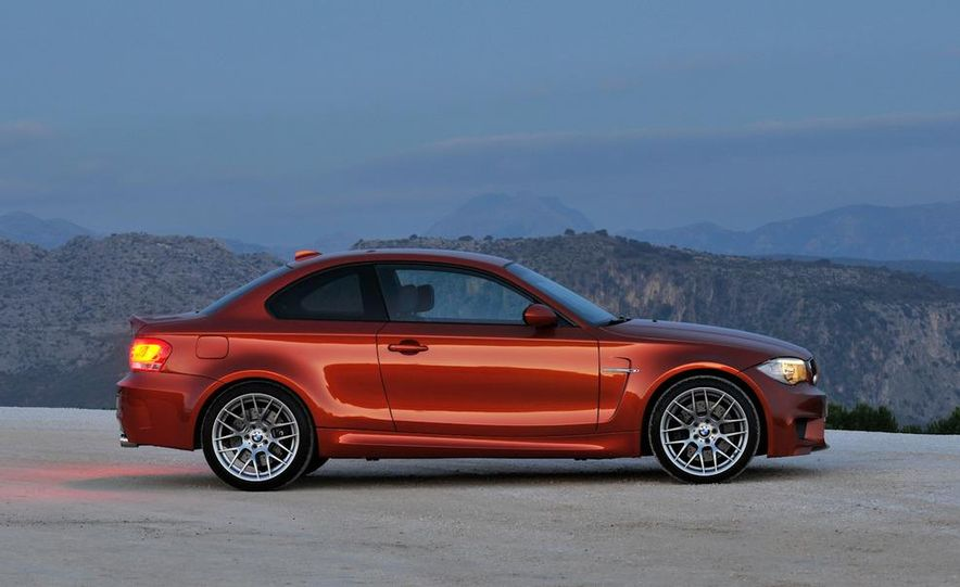 2011 BMW 1-series M coupe - Slide 20
