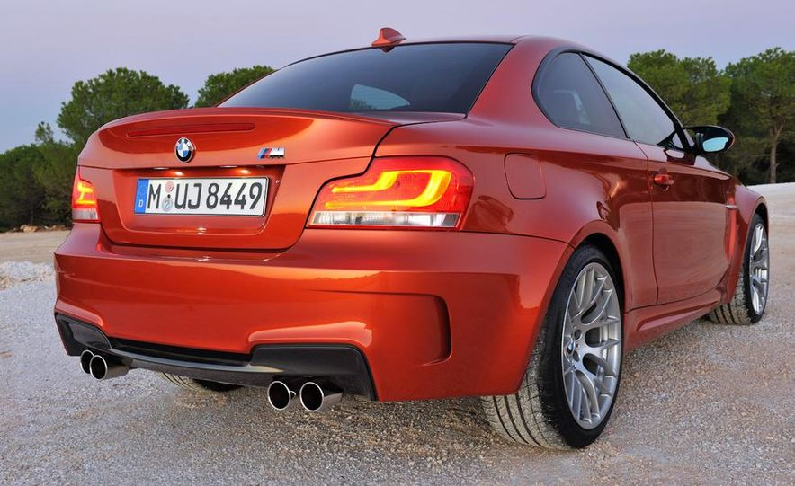 2011 BMW 1-series M coupe - Slide 22