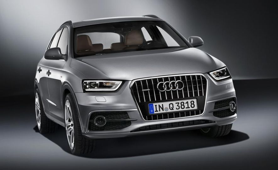 2012 Audi Q3 TDI (European spec) - Slide 1