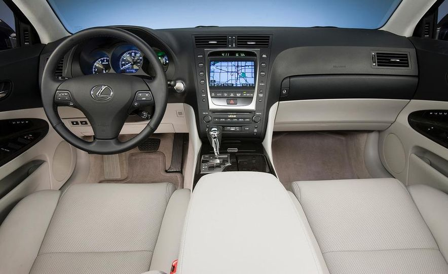 Lexus LF-Gh hybrid concept - Slide 40