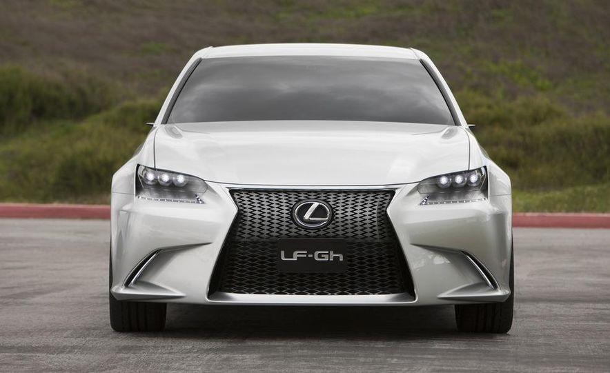 Lexus LF-Gh hybrid concept - Slide 26