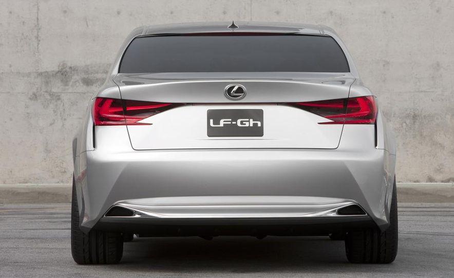 Lexus LF-Gh hybrid concept - Slide 27